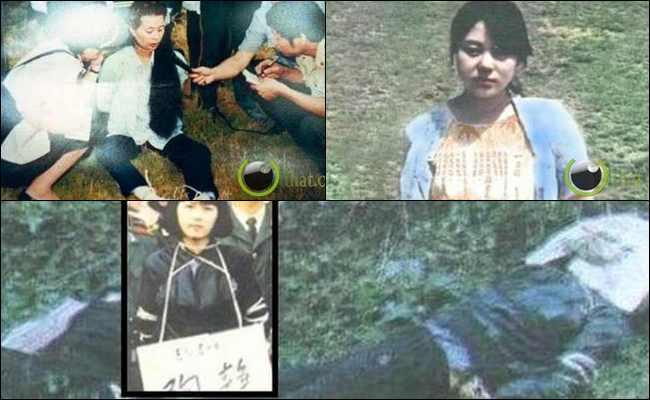 10 wanita cantik yang dihukum mati di negara china   mata