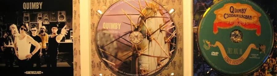 """QUIMBY """" Kaktuszliget"""" lemezdedikálás 2013 Dec.4."""
