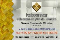 """Acesse:  """" TAKOSMAR """"         A Sua melhor Opção em Piso de Madeira"""