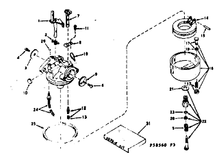 Tecumseh 35 Hp Carburetor Diagram on 2001 Mitsubishi Montero Repair Manual Pdf