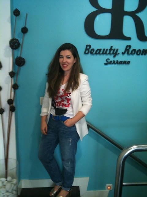 Beauty Room Serrano Detox Linfático masaje Esencia Trendy blog blogger fashion event presentación beauty Matriskin