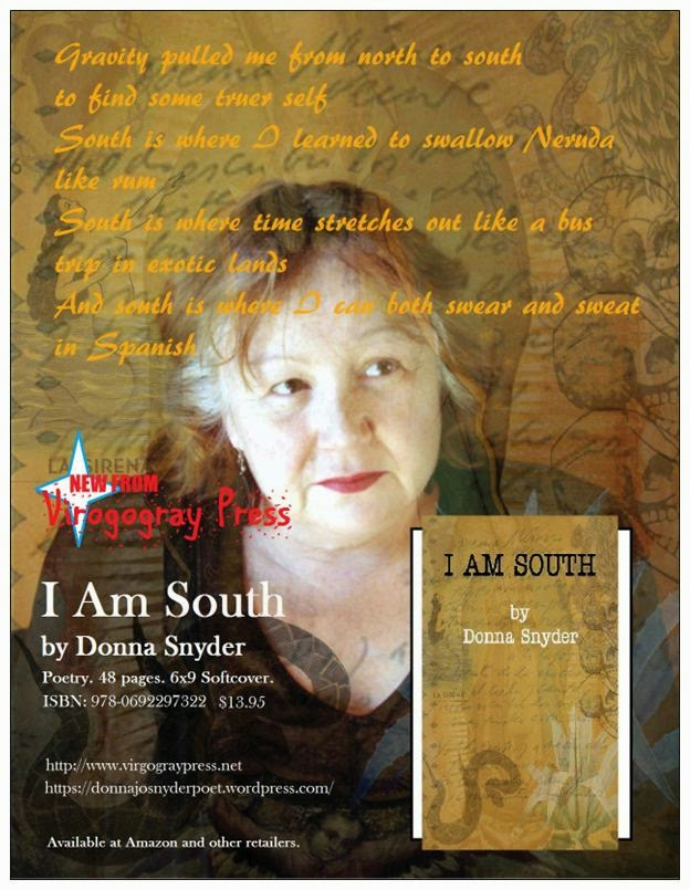 Reissued: I Am South by Donna Snyder