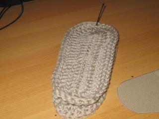 Crochet Sandals Sole