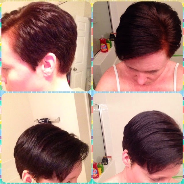 Ramblings Of A Rainbow Unicorn Morrocco Method Henna For Hair Review