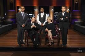 Original cast of the Shark Tank T.V. Show