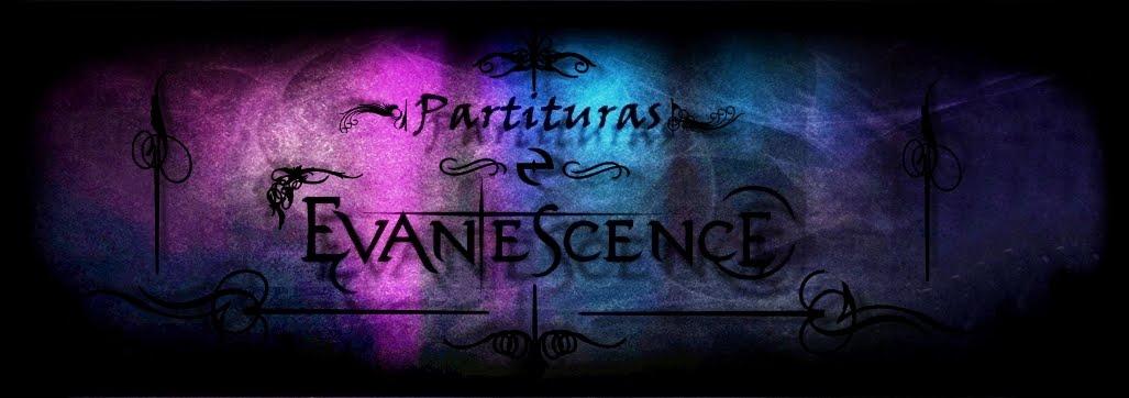 Partituras Evanescence