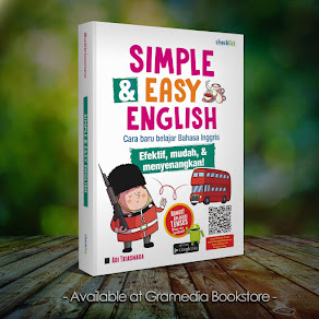 KARYA BUKU: SIMPLE & EASY ENGLISH
