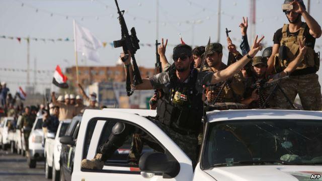 Syiah Kirim Ribuan Milisi ke Suriah