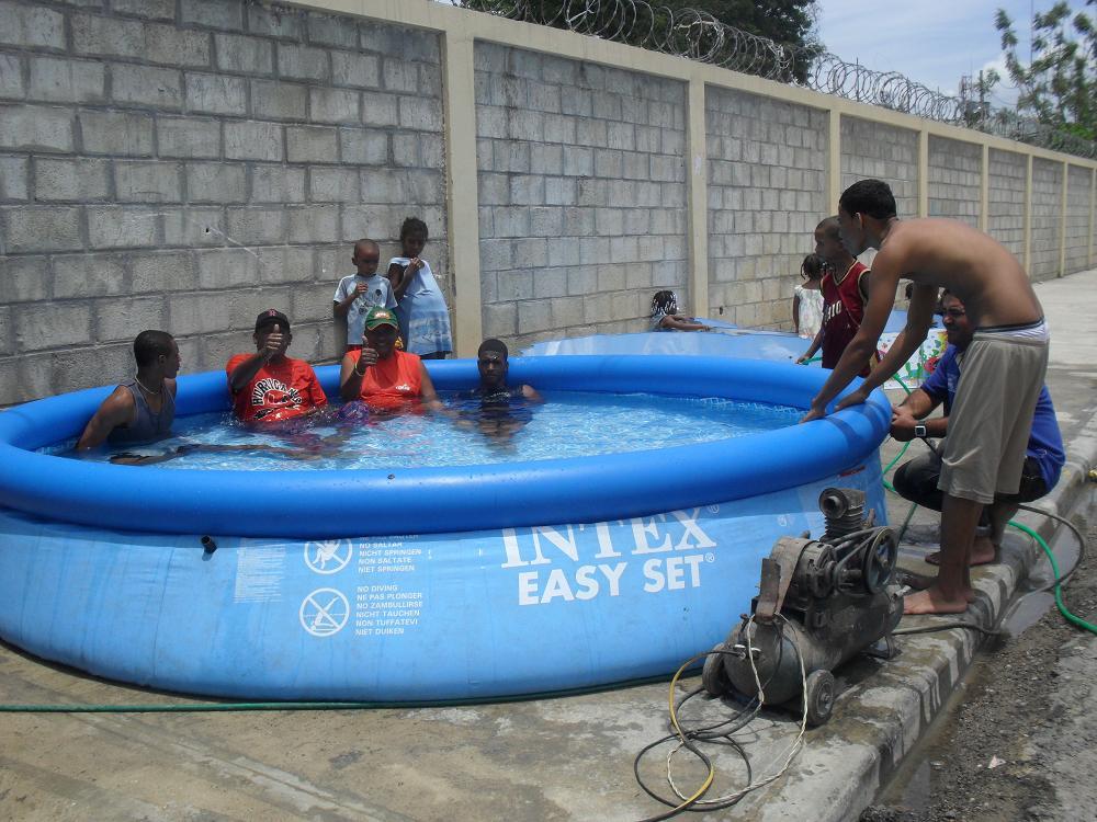 agua y m s las piletas inflables para ni os y mayores