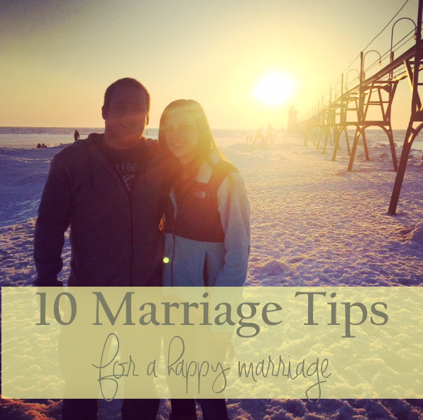 10 marriage tips for a happy marriage