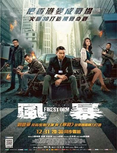 Ver Firestorm (Fung bou) (2013) Online