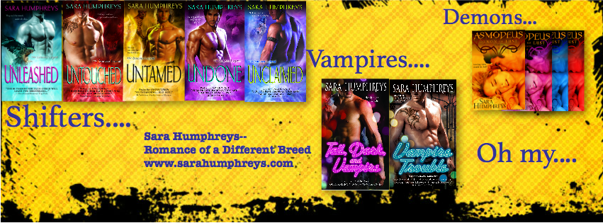 The Amoveo Series: Paranormal Romance of a Different Breed