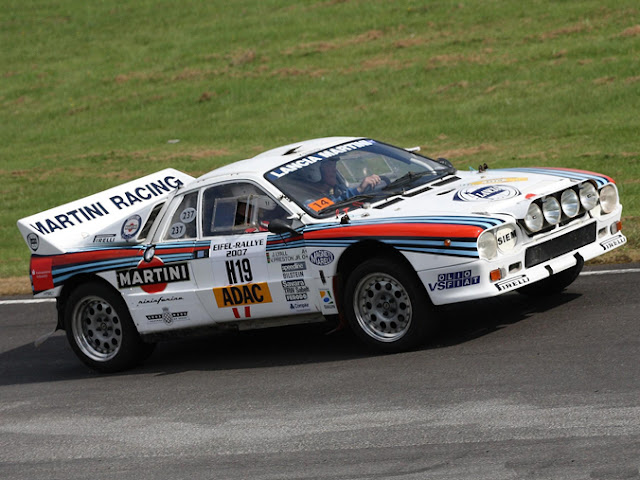 Lancia Rally 037 Group B