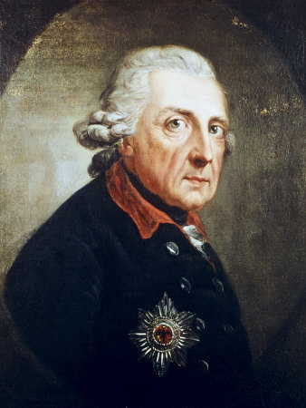 Frederick william the great elector of prussia frederick ii