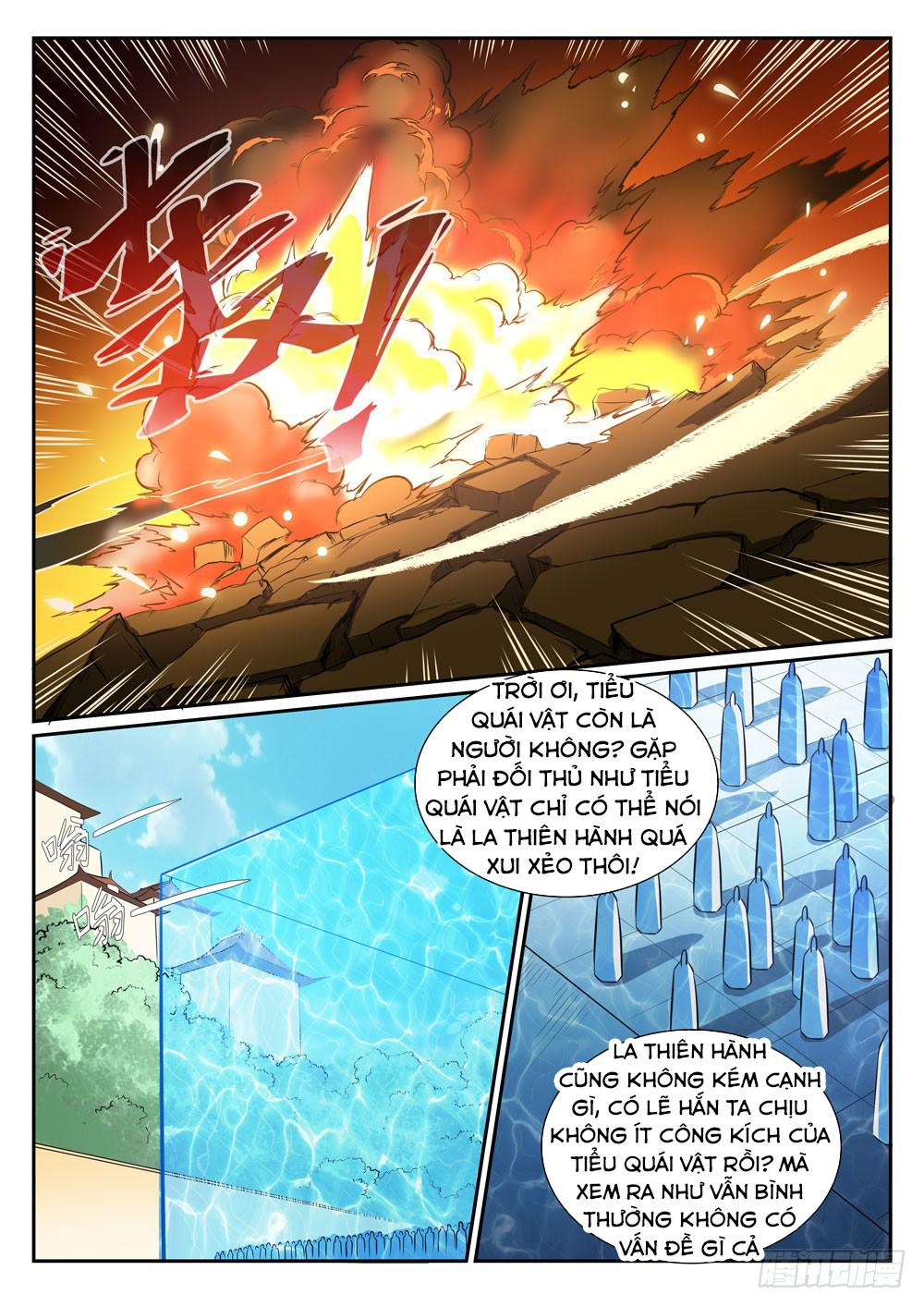 Hành Trình Tu Tiên chap 391 - Trang 8