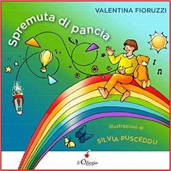 Il libro di Valentina Fioruzzi con le mie illustrazioni