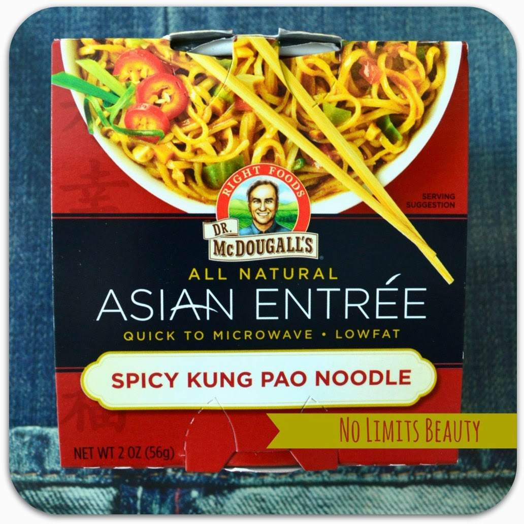 iHerb - Dr McDougalls Spicy Kung Pao Noodle