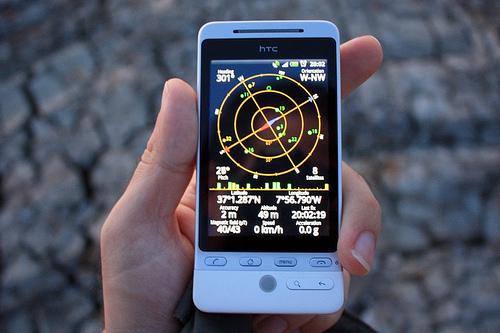 Cara Setting Aplikasi GPS Android