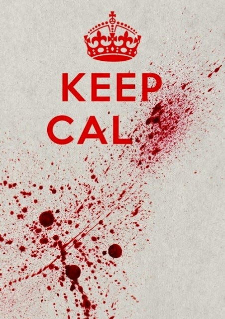 keep calm dexter
