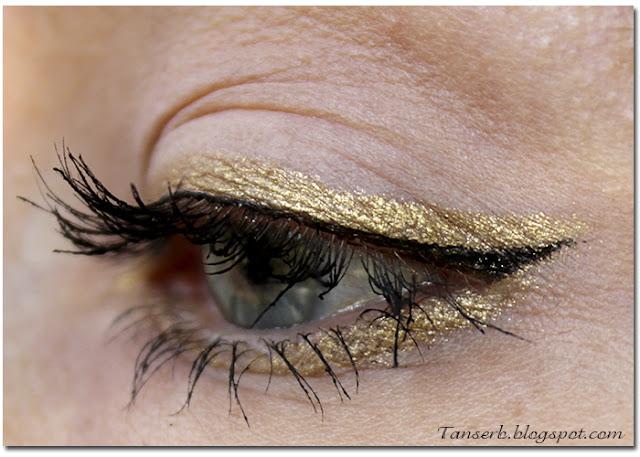 Maybelline Master Kajal Khol Liner Oriental Gold
