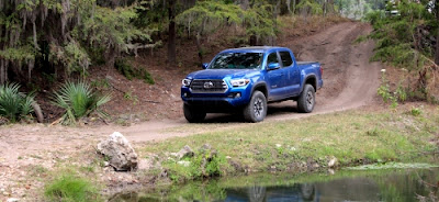 Having Your Rock and Climbing It Too: An Off-Road Adventure in the 2016 Toyota Tacoma TRD 4x4