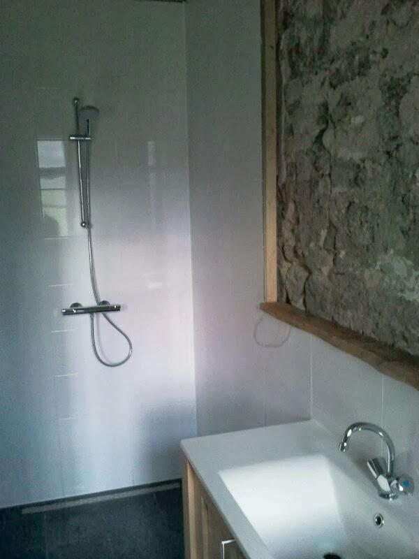 la couronne en nog een badkamer