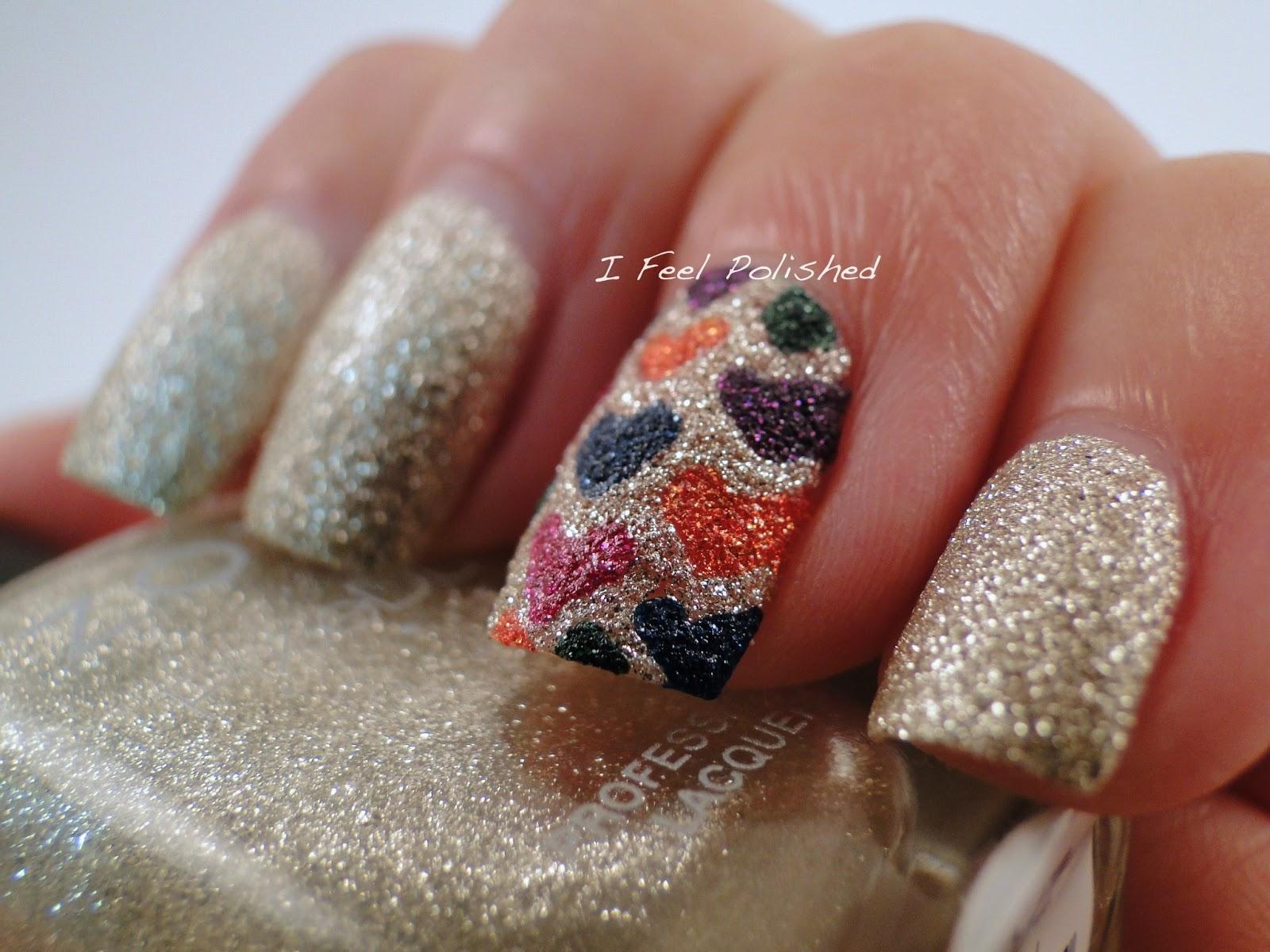 I Feel Polished!: Pixie Dust Nail Art