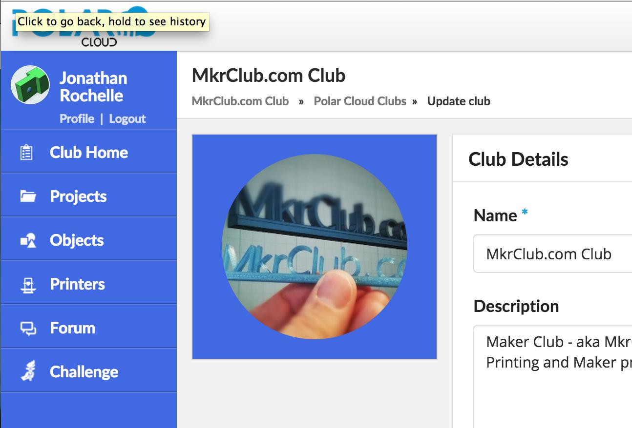 Maker Club The Polar3d 3d Printer Very Impressive