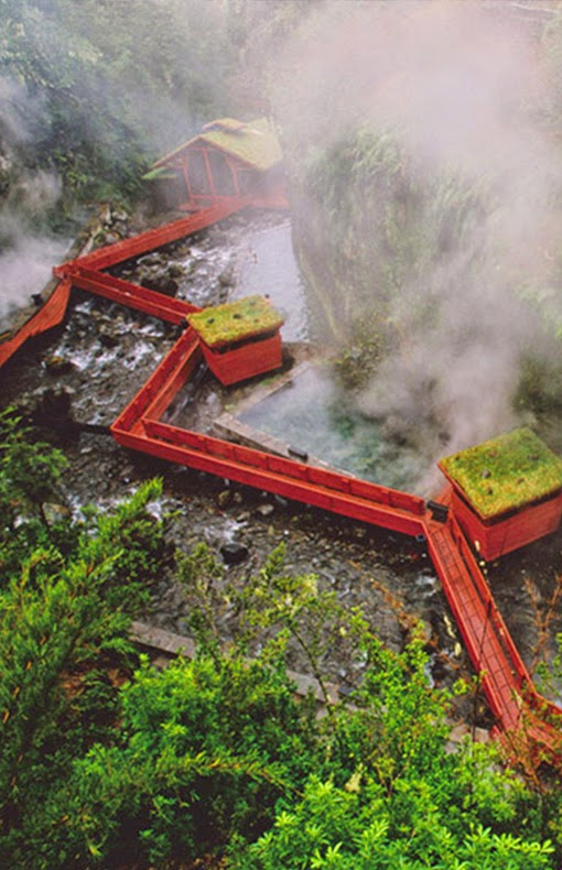 Villarrica National Park, Chile