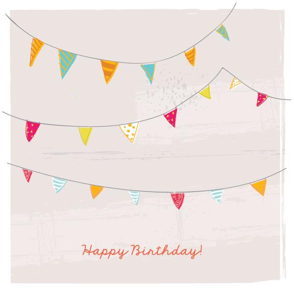 decorations Happy Birthday