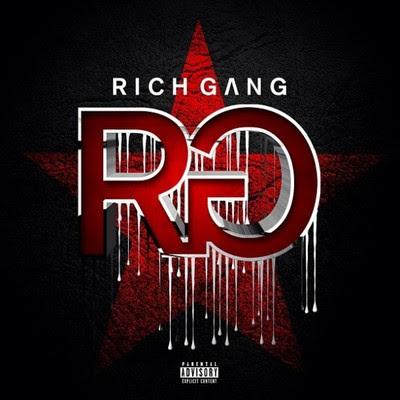 portada del disco rich gang