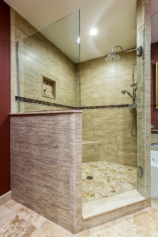 Remodeling trends in bathroom design title=