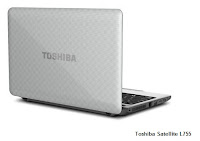 Toshiba Satellite L755 laptop review