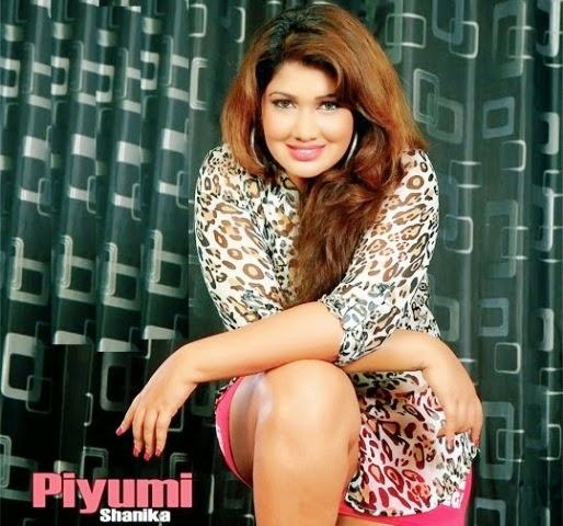 Piyumi Shanika Botheju Hot Image