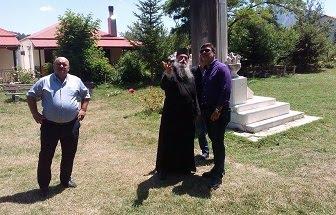 Ανδρέας Πάτσης από τη Σαμαρίνα: Πρέπει να σωθεί ο ναός της Μεγάλης Παναγιάς που κινδυνεύει..
