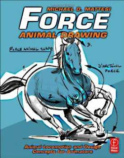 Focal Press Force Animal Drawing