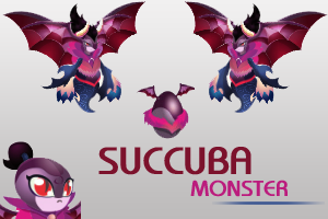 MONSTER+EGG+_+succuba+monster+by+breeding+in+monster+legends_+SUCCUBA