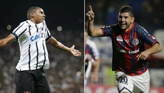 San Lorenzo vs Corinthians en vivo