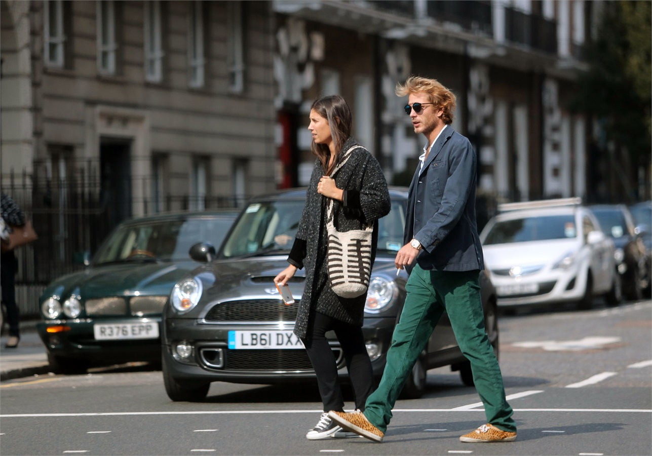 Andrea Casiraghi and wife Tatiana Santo Domingo expecting their second child