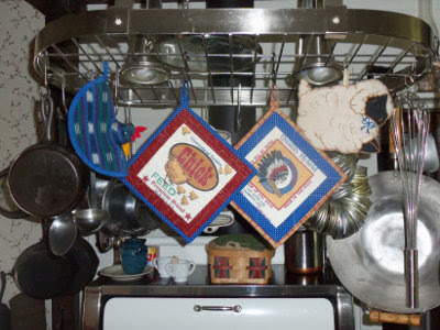 my potholder collection