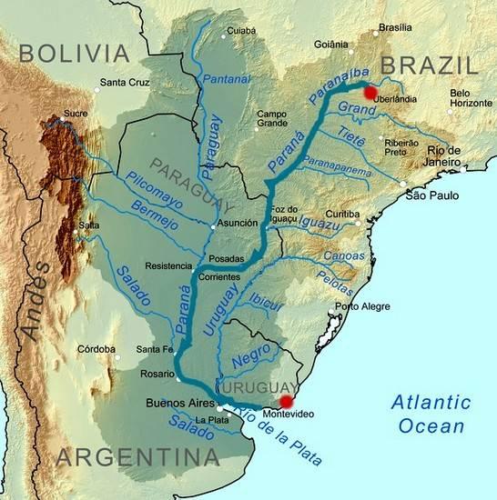 Los ríos más largos del mundo? Aquí te los enseño - Taringa!