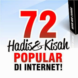 Ebook 72 Hadis & Kisah Popular di Internet