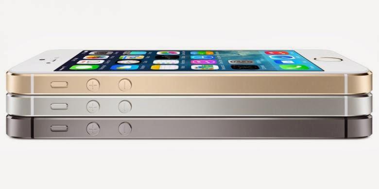 Foto iPhone 5S dan 5C Daftar Harga Terbaru 2014 Indonesia