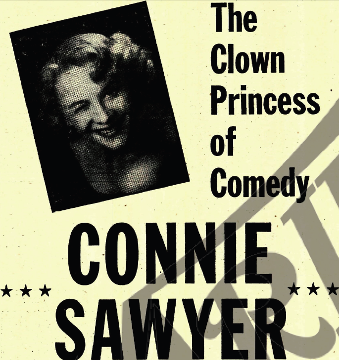 connie sawyer death