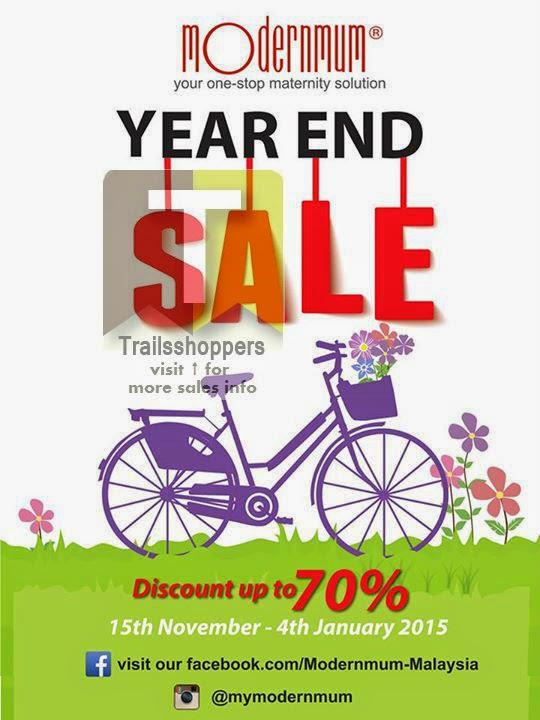 Modermum Malaysia Year End Sale