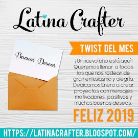 """Twist Mes de Enero 2019 """"Buenos deseos"""""""
