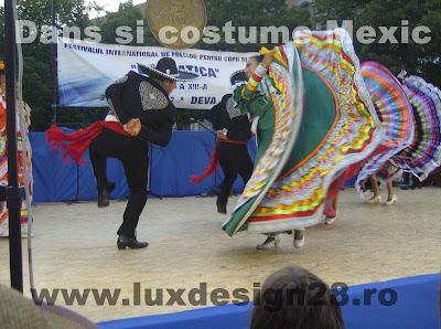 Dans mexican in Deva - Romania, la concurs