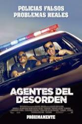 Agentes del Desorden / Vamos de Polis Poster