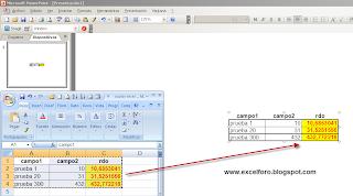 Macro para Copiar y Pegar un rango de Excel en PowerPoint.