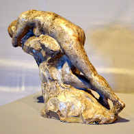 Auguste Rodin - La Douleur n°2